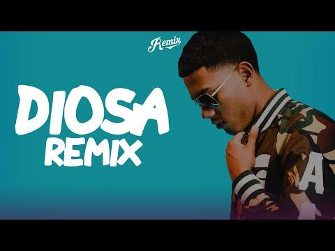 DIOSA (Remix) ✘ MYKE TOWERS ✘ JONY DJ
