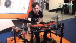 mmag.ru: Musikmesse 2015 - 2BOX Drumit Three - электронная ударная установка