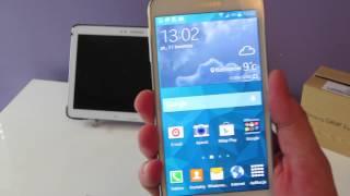 Samsung Galaxy S5/Gear 2 Neo rozpakowanie!