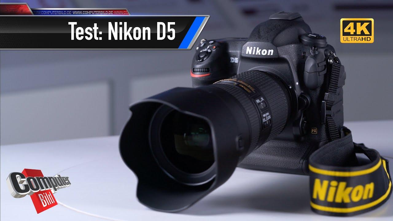 Nikon d im test das kann neue profi kamera youtube