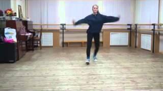 AlinaB Dance Kasta Вокруг шум танец Опен Кидс