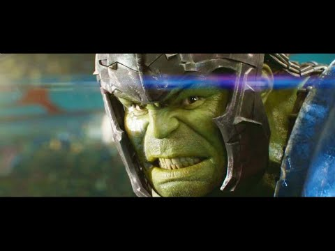 Thor Ragnarok Hulk Teaser and Marvel Comic Con