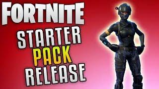 """Fortnite Battle Royale Starter Pack Release Date """"Fortnite Battle Royale Rogue Agent"""" Fortnite News"""