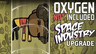 New Colony! - Oxygen Not Included Gameplay - Space Industry Upgrade