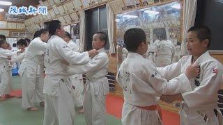 無心塾飯島道場が第35回全国少年柔道大会に2年連続で出場