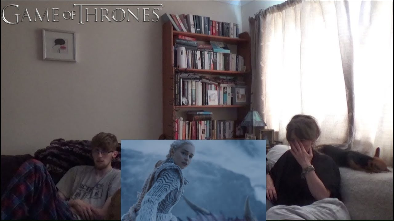 Download Mum Reacts to - Game of Thrones Season 7 Episode 6 - 'Beyond the Wall'