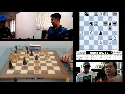 Antonio - Elorta Blitz Match