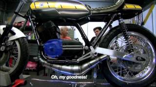 Cafe Racer Season 2, episode 16 w/ Lossa Engineering