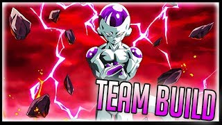 Top Teams For The New Teq Transforming Frieza! Dbz Dokkan Battle