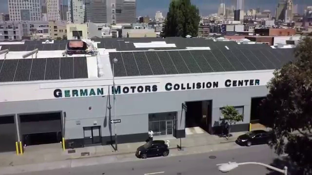 Gmcc walking tour youtube for German motors collision center