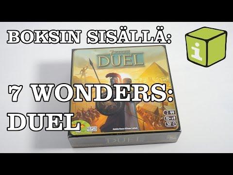 Boksin sisällä: 7 Wonders: Duel