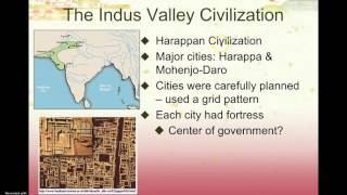 AP World History Period 1: Indus River Valley Civilizations Part I