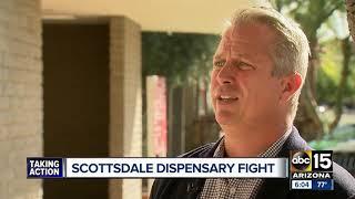 Scottsdale dispensary fight