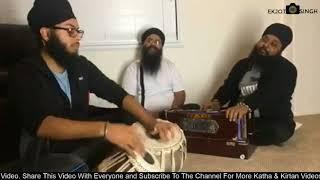 Bhai Anantvir Singh Ji LA - Simro Simar Simar Sukh Pavo