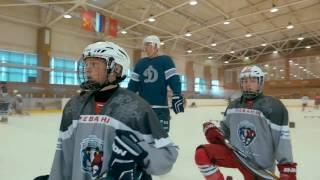 Детский хоккейный лагерь ШХМ Реванш