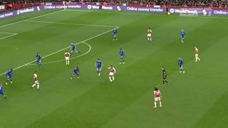 Aubameyang marca dois, e Arsenal vence o Leicester por 3 a 1 na Premier League