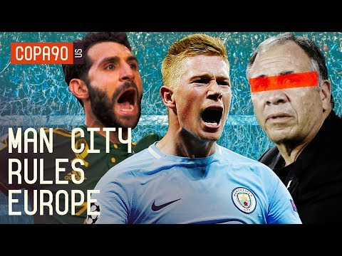 Man City Rules Europe, Heath's USMNT Thoughts & The Race For MLS MVP | FFS