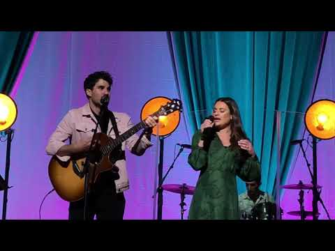 Lea Michele and Darren Criss cover Shallow - San Francisco (The Masonic) Mp3