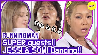 Download lagu [HOT CLIPS] [RUNNINGMAN] Queens are back again! JESSI & SOMI (ENG SUB)