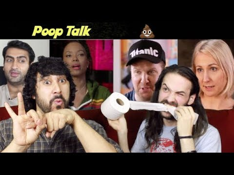 POOP TALK (Movie) REVIEW & Sharing Embarassing Personal Experiences!!!