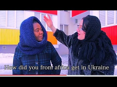 Weird Things Ukrainians Ask Or Say