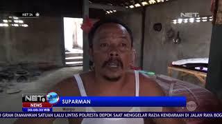 Seorang Pria Mengamuk dan Menyerang Tetangganya Sendiri Akibat Depresi   NET24