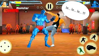 GYM Fighting Games : Bodybuilder Trainer Fight PRO | New GYM Fighting Game | Android Gameplay screenshot 4