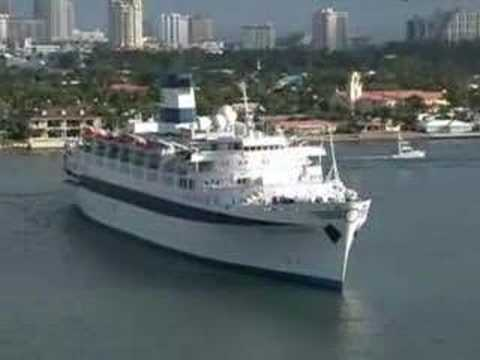 Regal Empress Ocean Liner - Imperial Majesty Cruises