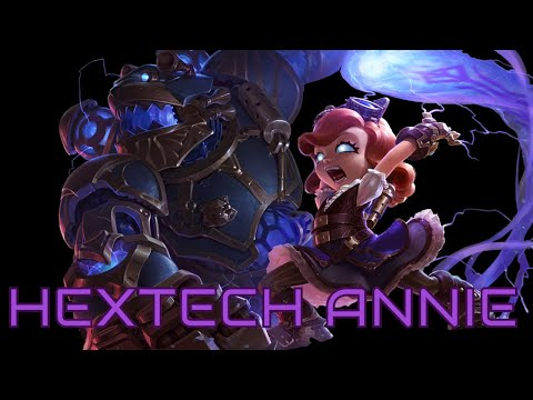 League of Legends - Hextech Annie game Series - Best Funny and fight Moments  - Melhores momentos