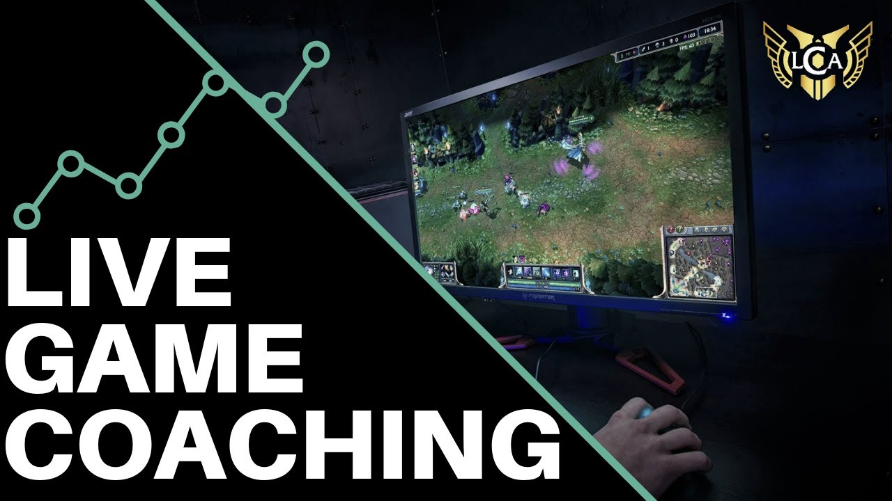 Live Game Coaching – lolcoach academy