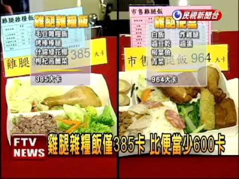 350卡減重餐 吃2星期可瘦1kg-民視新聞