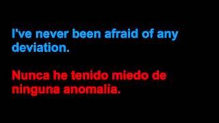 Joan Jett - Bad reputation - Letra en español y en inglés en la pantalla