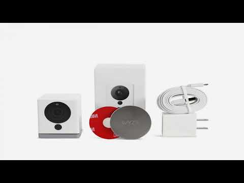 Wyze Cam v2 1080p HD Indoor Wireless Smart Home Camera with Night