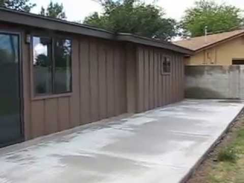 Creating Livable Space From A Mid Century Modern Enclosed Patio   YouTube