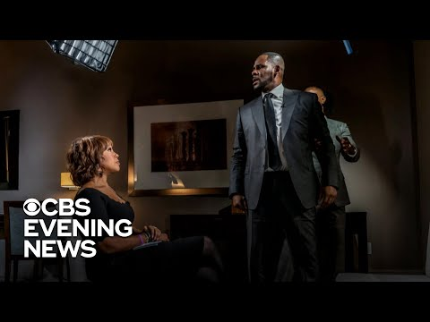 Gayle King describes explosive interview with R. Kelly