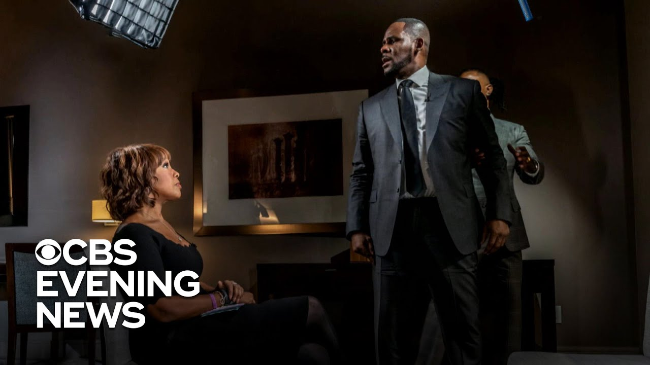 Gayle King Describes Explosive Interview With R Kelly Youtube