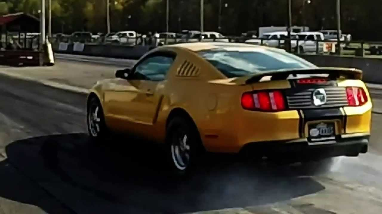 2011 mustang 5 0 aluminator f 1a fastest procharged stock mt 82 youtube. Black Bedroom Furniture Sets. Home Design Ideas