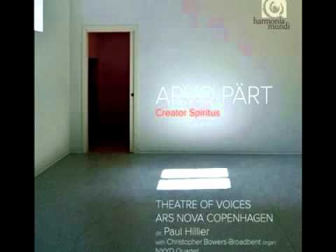 Arvo Pärt - The Deer's Cry
