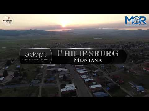 Philipsburg Montana Community Video