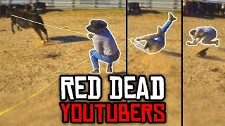 LES YOUTUBERS AU FAR WEST