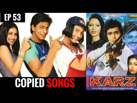 Famous Bollywood Songs that were Copied || EP 53