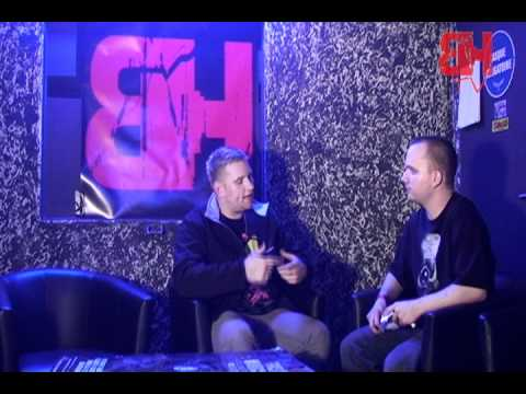 Partyraiser Interview @ This is Hardcore in Luxembourg 16 October 2010