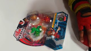 EPIC BAKUGAN BATTLE PLANET VENTUS KRAKELIOS STARTER PACK UNBOXING!!