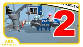 Lego Juniors Create & Cruise Gameplay Walkthrough Part 2 l ABC For Kids TV Games