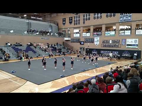 Victory Middle School first competition