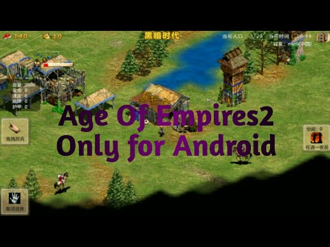 Age of Empires 2 Only for ANDROID