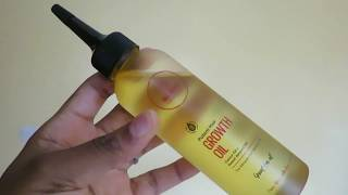 The best Growth Oil in town..