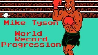 World Record Progression: Mike Tyson
