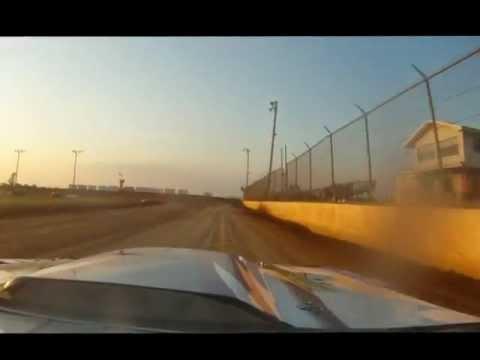 Josh Tomlin Malden Speedway Heat May 18, 2012