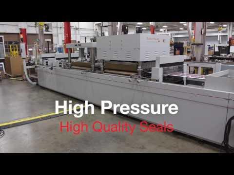 7530 High Speed Pouch Machine Video